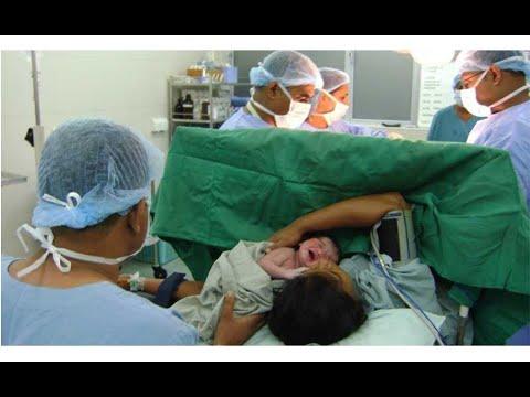 Հղի կինը տարօրինակ շարժում զգաց ․․․ երբ բժիշները տեսան թե ինչն է դուրս մղում երեխային տեղում քարացան