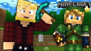 PRZYGODA Z HADESIAKIEM! I Minecraft #1