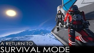Space Engineers - Base of Operations! - MP 'Improved' Survival Mode