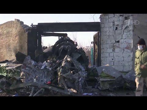 """Иран признал вину в крушении украинского """"Боинга""""."""