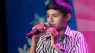 Oceanous best singer subin sebastian(chithram chayam chalichu) .mpg