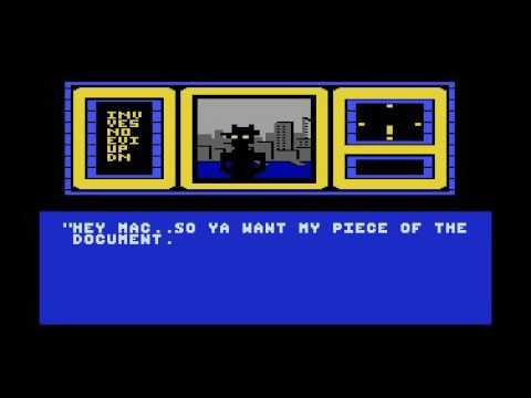 Let's Play Hacker (Atari XL/XE, Activision, 1985)