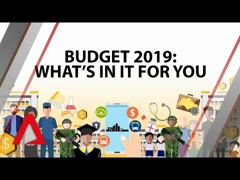 Budget 2019: What's in it for Singaporeans