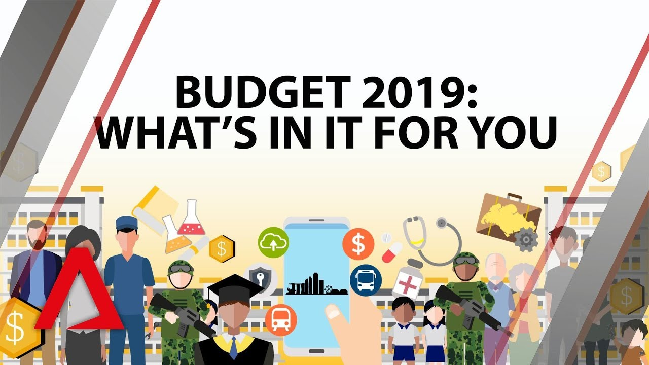 Budget 2019: Building a 'strong, united Singapore'