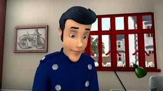 Feuerwehrmann Sam   Trauriger Elvis! ⭐️Feuerwehrmann-Cartoons   Cartoons für Kinder