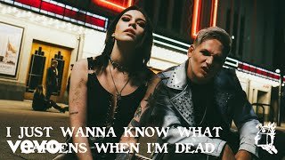 Смотреть клип Hot Milk - I Just Wanna Know What Happens When I'M Dead