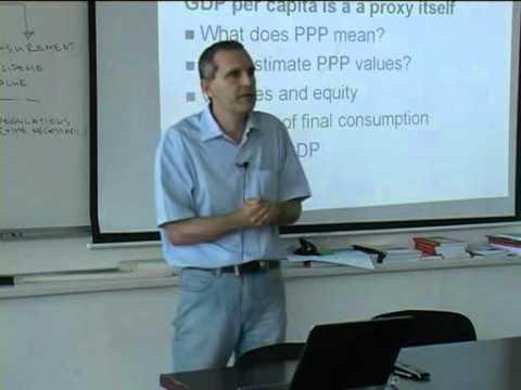 Andrey Ivanov - Human Development Indicators (CEU2009)