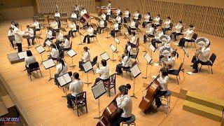 京都両洋高校HERZ / オータムコンサート2020 第1部 / ♪コンサートマーチ「虹色の未来へ」♪シンフォニックバンドのためのパッサカリア♪歌劇「アンドレア・シェニエ」より♪森の贈り物