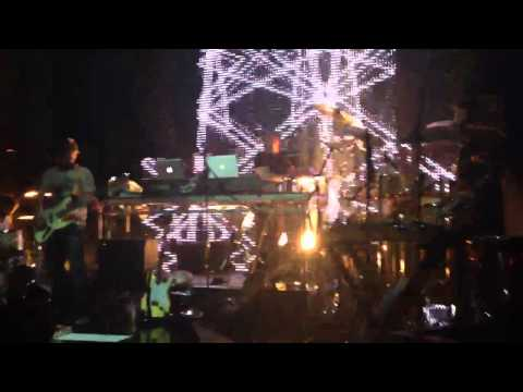 Chicane - Thousand Mile Stare Intro Live @ KOKO Camden Town London 27/04/2012
