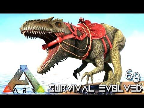 ARK: SURVIVAL EVOLVED - PERFECT GIGA TAME & 600K SUBS !!! E69 (MODDED ARK EXTINCTION CORE)