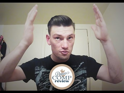 DCR Tutorial   Dance Competition Hairstyle For Men | The Great Gatsby