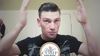 DCR Tutorial - Dance Competition Hairstyle For Men | The Great Gatsby