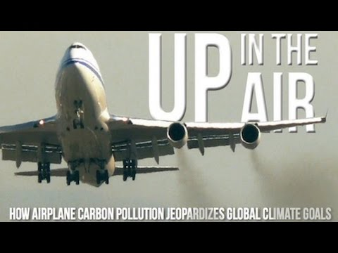 Why is the Airline Industry Exempt from the Paris Climate Agreement?