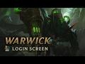 Warwick, the Uncaged Wrath of Zaun | Login Screen - League of Legends