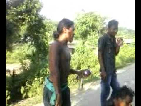 Riprap - Local Singer Covering Riprap Browny - Dosgri Anchi, Meghalaya