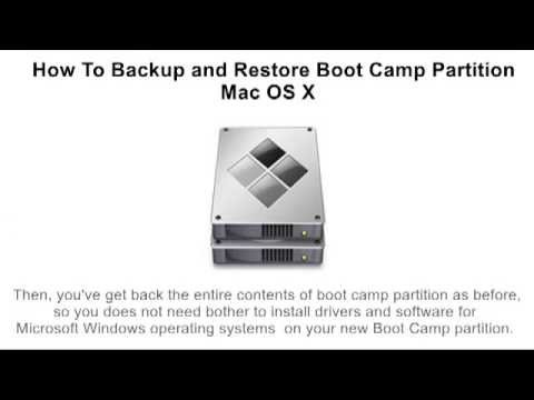 Increase windows partition boot camp