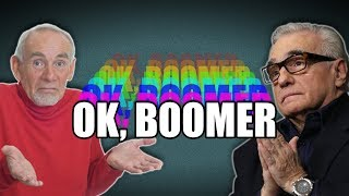 Ok, Boomer is now a SLUR?!