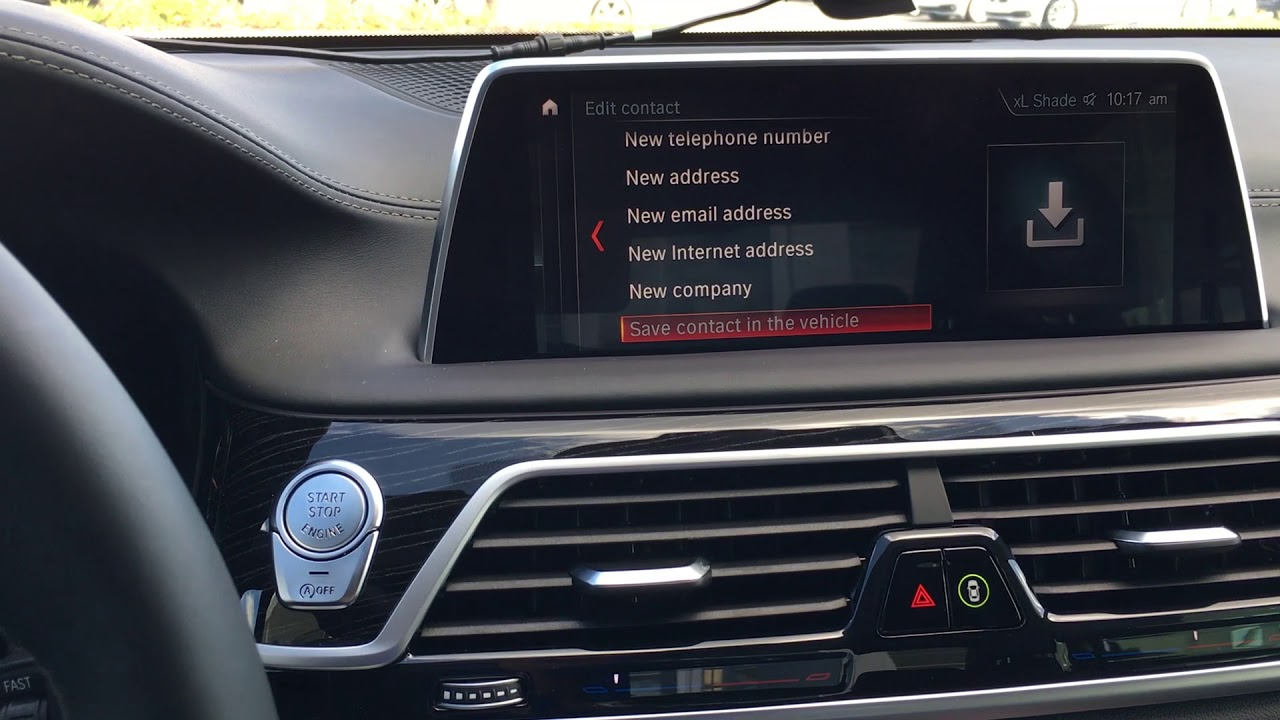 How To Clear Bmw Idrive
