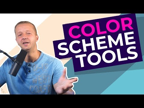 The Top 6 Color Scheme Pickers and How to Use Them