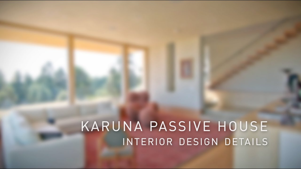 Karuna House Interior Design Details