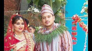 बिहे गरिन् दीपाश्रीले, बर्षा राउतका प्रेमी हुन् श्रीमान्/Deepa Shree Married With Barsha BF