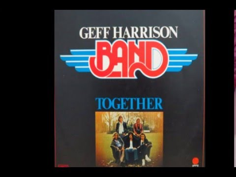 GEFF HARRISON BAND   TOGETHER
