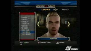 Fight Night 2004 PlayStation 2 Gameplay_2004_03_19