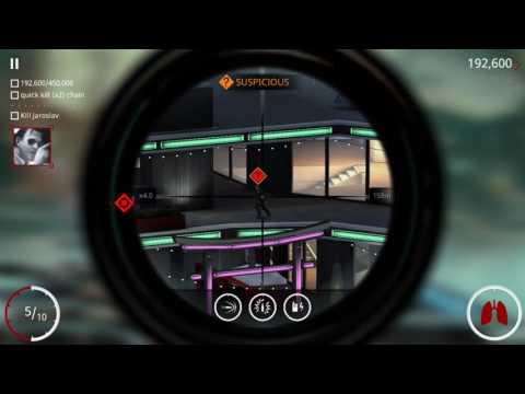 Hitman: Sniper - Scored 695 970!