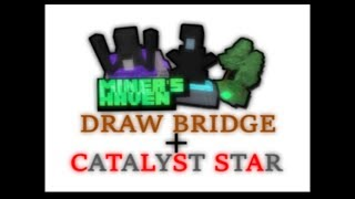 Roblox Miners Haven Setup - Instant NVD with CATALYST STAR!