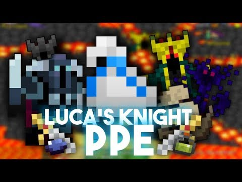 RotMG: The Knight PPE #Luca