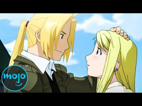 Top 10 Times Anime Guys Finally Got the Girl (ft. Todd Haberkorn)