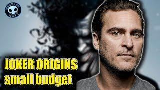 JOKER origin film to get smaller budget