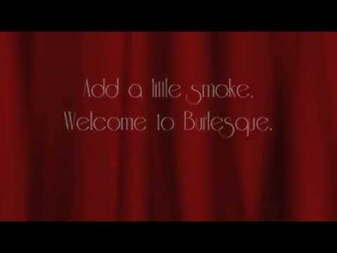 Welcome to Burlesque - Cher (Karaoke)