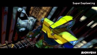 Retro - S.C.A.R.A.B. (1997) Intro with MrCheapKills