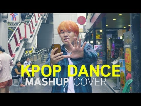 เกาหลีบ้าเต้นK-popจริงจัง!!! กลางสยาม...