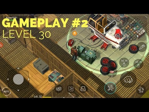 Jurassic Survival Gameplay - Level 30, Build Car, Got AX Weapon, Unlock More Tools #2
