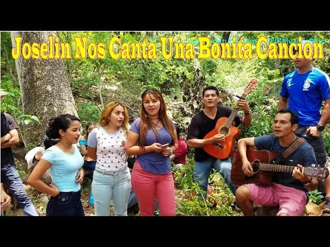 7- Joselin Nos Canta Una Bonita Cancion - Convivio Con El Salvador Go Parte 7