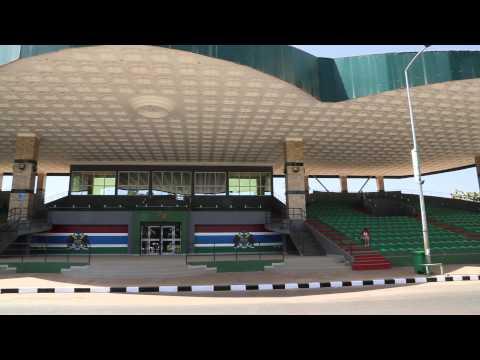 Gambie Banjul arche 22 / Gambia Banjul Arch 22