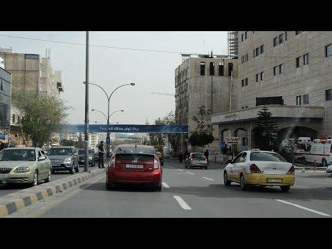 Amman roads