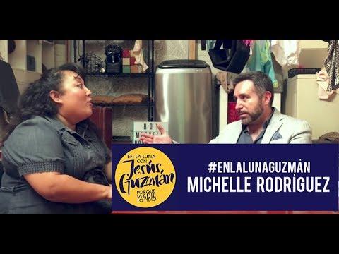 Michelle Rodríguez #EnLaLunaGuzmán