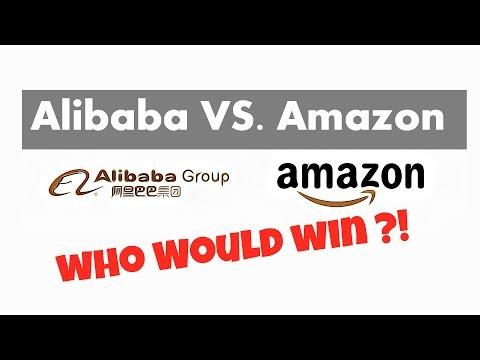 Amazon Vs  Alibaba, Ep1 Of China VS. The World Series