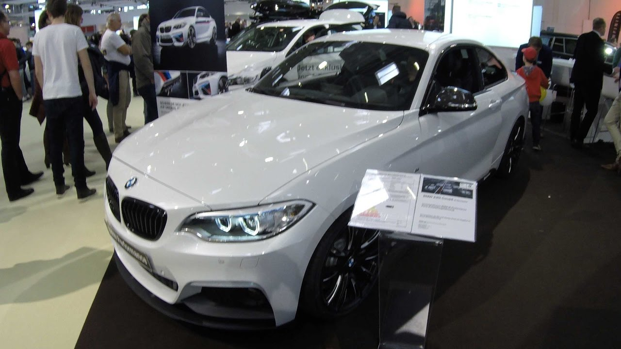 Bmw 2 series coupe f22 compilation 2 white 230i and red 220i walkaround and interior 2017 - Bmw 2 series coupe white ...