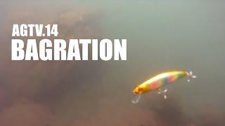 AGTV.14 【 BAGRATION 】(バグラチオン)RED中村解説&水中動画 Thumbnail