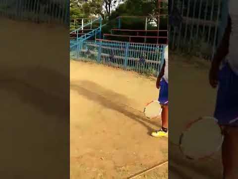 Mohan Kodi 65th Junior National Ball Badminton Coaching Comp Coach In Practice Junior Boys And Girl'