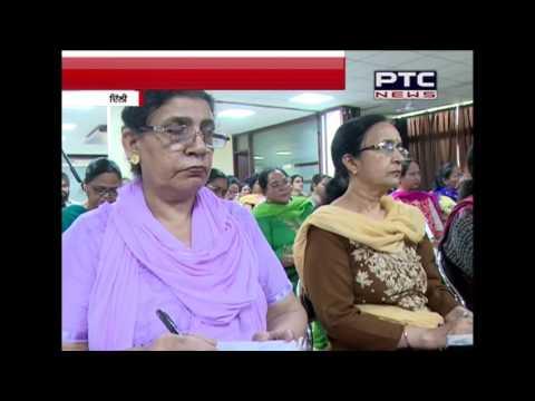 Punjabi Software and Teaching Workshop organized by Punjabi Academy New Delhi