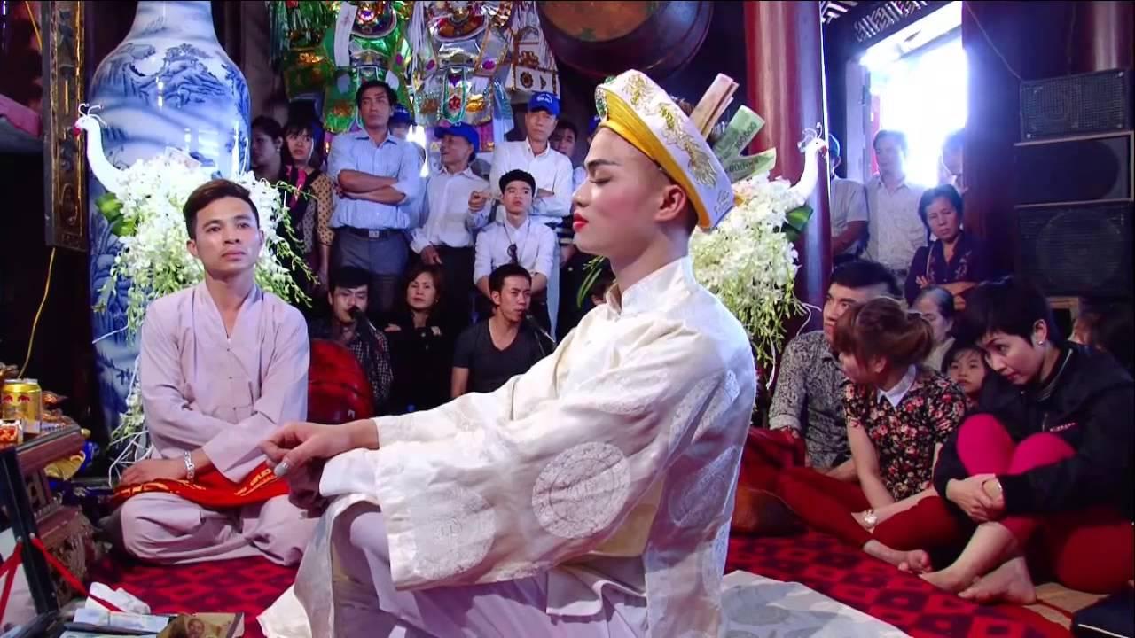 Văn khấn Quan lớn đệ Tam Thoải Phủ chuẩn tín ngưỡng đạo Mẫu Việt Nam