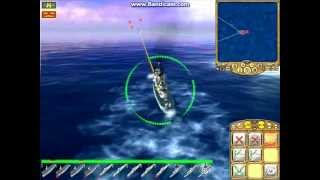 Naval Simulation Game - Pacific Storm: Allies
