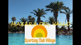 Sporting Club Village, Mazara del Vallo
