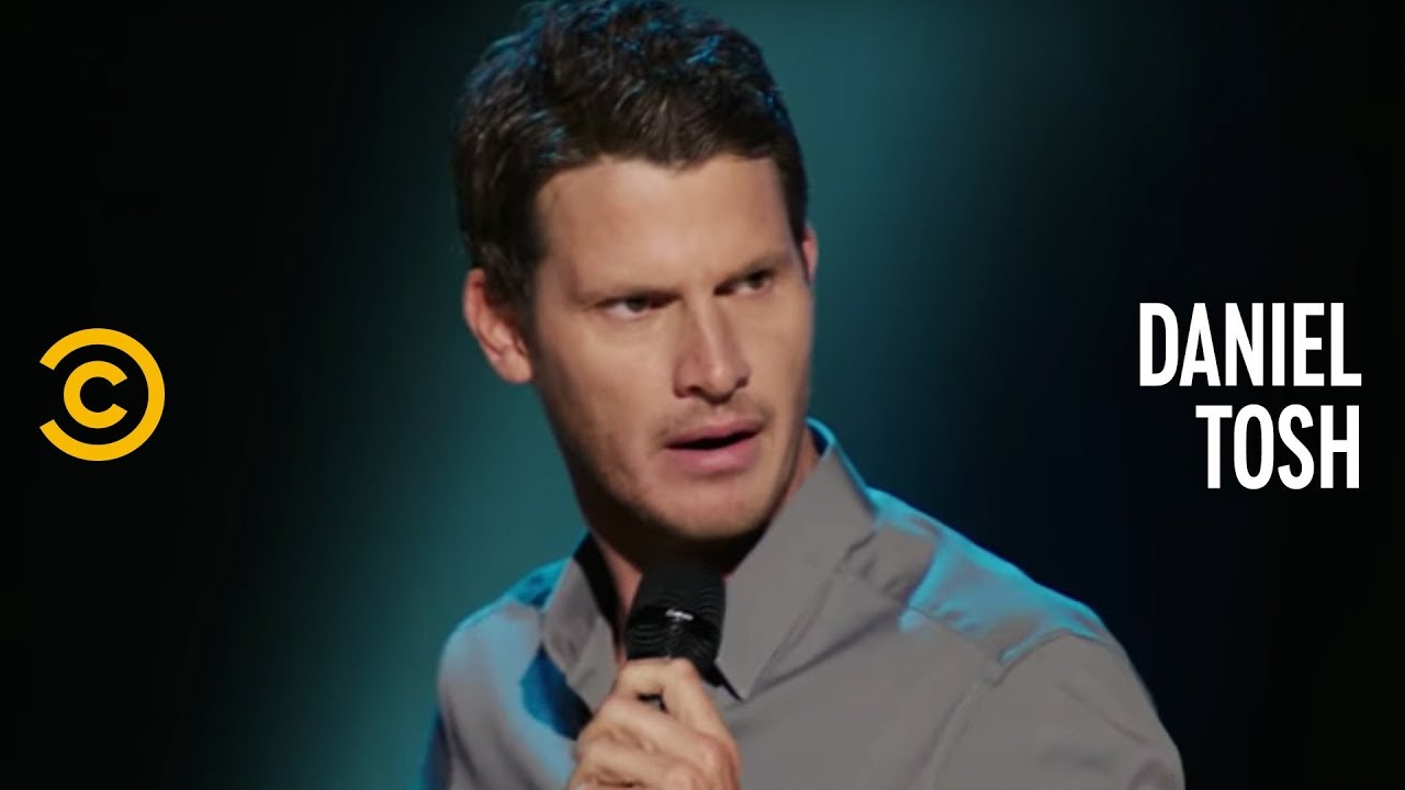 Comedian Daniel Tosh Secretly Married  Who's His Wife?
