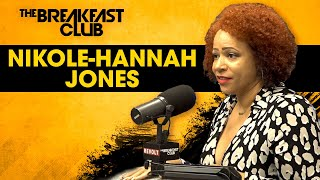 Nikole Hannah-Jones Reframes America's Memory of Slavery In 'The 1619 Project' In The New York Times